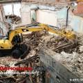 Демонтаж здания садовое кольцо
