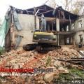 Демонтаж перекрытий кирпичного здания
