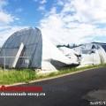 Металлическая конструкция, ангар Минское шоссе
